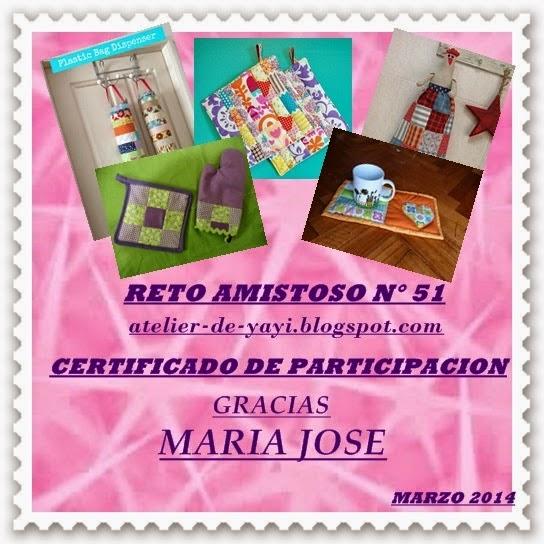 certificado reto 51