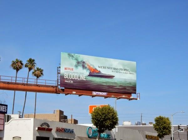 Bloodline season 1 billboard West LA