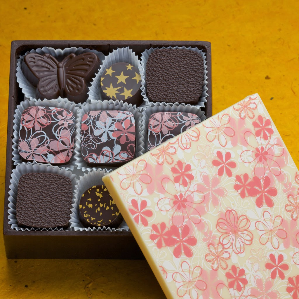 Tea Travellers Societea: CHARLES CHOCOLATES