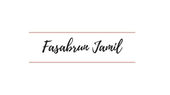 Fasabrun Jamil