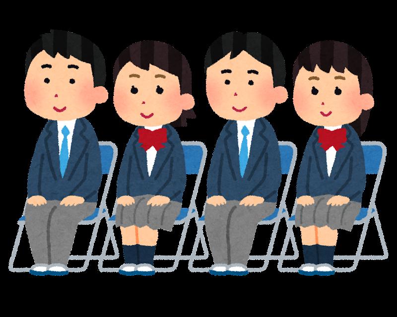 「椅子に座る イラスト 無料」の画像検索結果