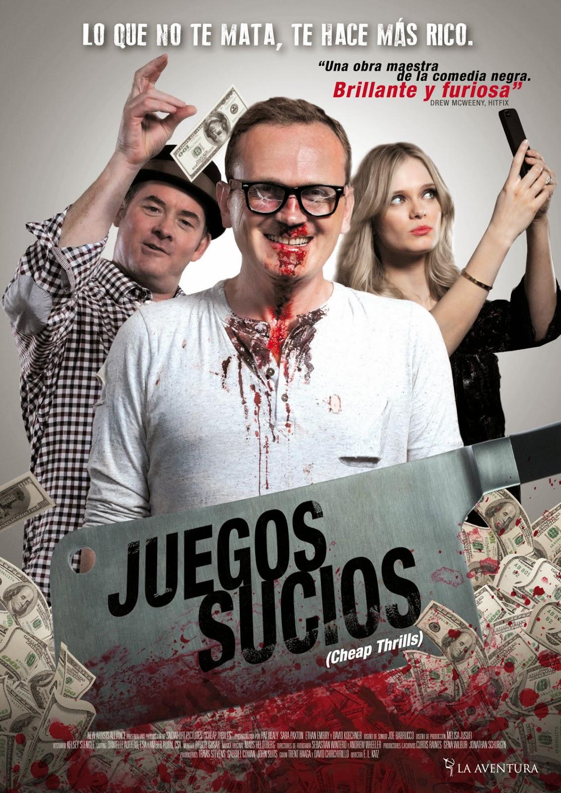 Film Dreams Juegos Sucios 2013