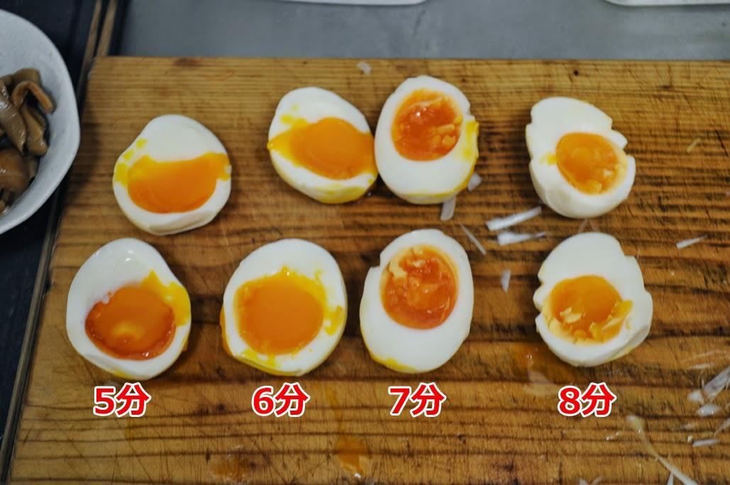 卵 半熟 煮