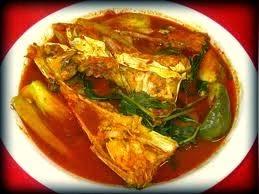 Resep Gulai  Ikan Patin Asam Pedas