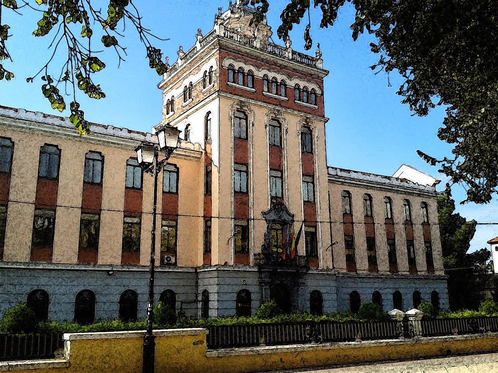 Murcia tierra de misterios for Colegio de aparejadores de murcia