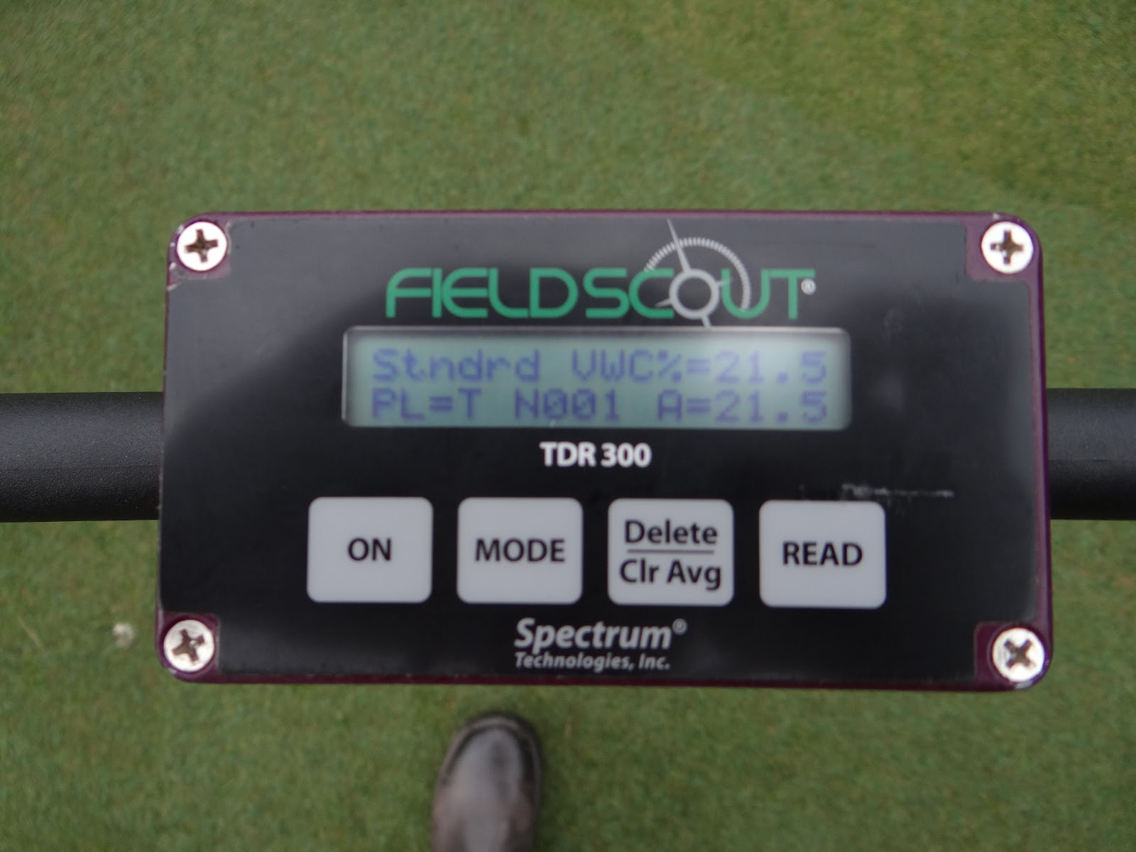 The Daily Assistant Superintendent Blog Soil Moisture