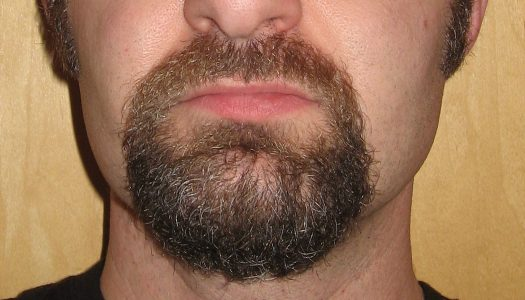This is a goatee