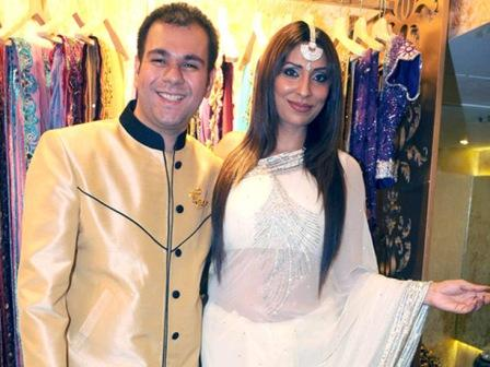 , Pooja Mishra In White Saree At Avesh Dadlani Flagship Store Inauguration