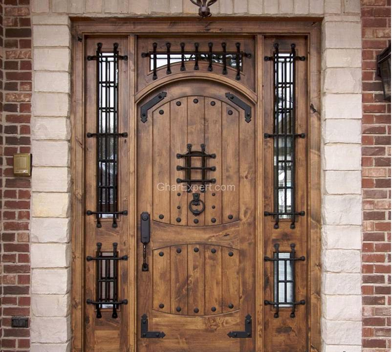 Home decor modern main door designs for home for Modern wooden main door design