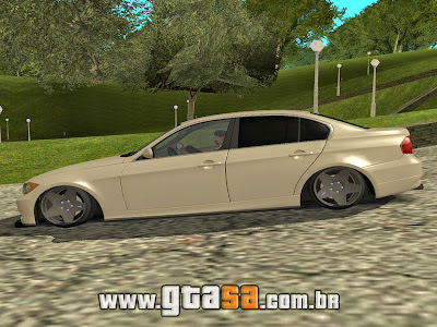 BMW M3 E90 Stance Works para GTA San Andreas