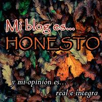Mi blog es Honesto.