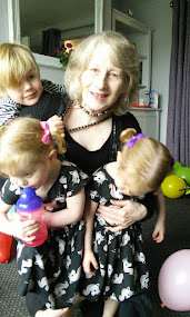 Editor and Grandchildren