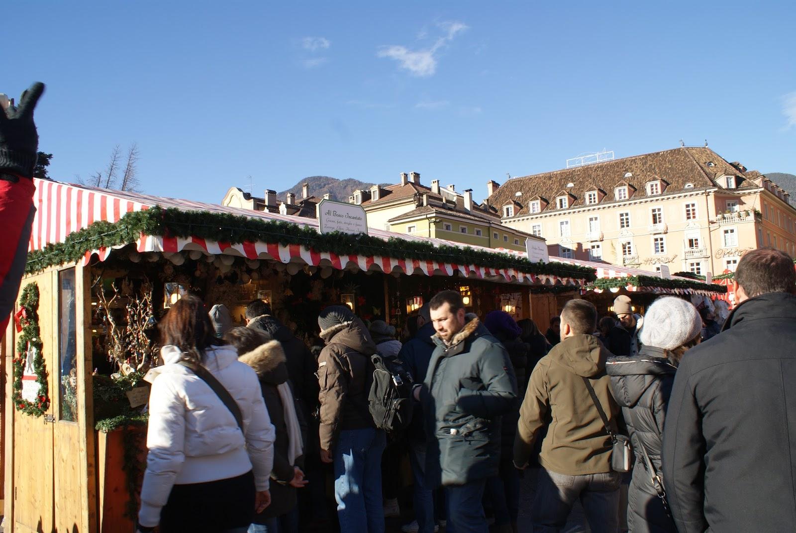 Diario di una viaggiatrice seriale mercatini di natale di for Trento e bolzano