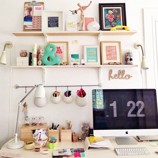 Excellent Ladies, What Are Your Favorite Easy Office Decor Ideas? Whats The First Thing You Do In Any New Office, And What Ideas Would You Recommend To Summer Associates, Interns, And Others? Decorating Your Office With Cute Desk