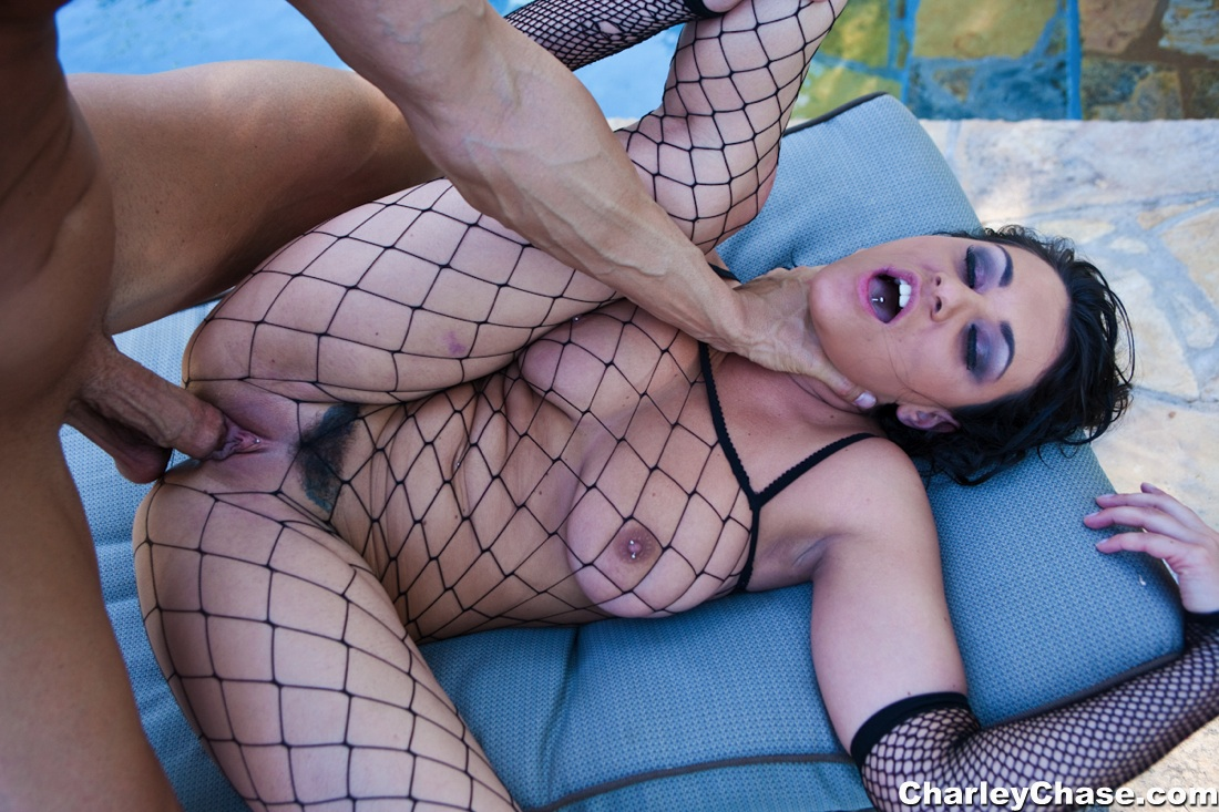Mouths of cum charley chase