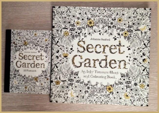 Hoy te recomiendo un jard n secreto creado por johanna for El jardin secreto online