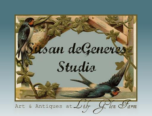 Susan deGeneres Studio
