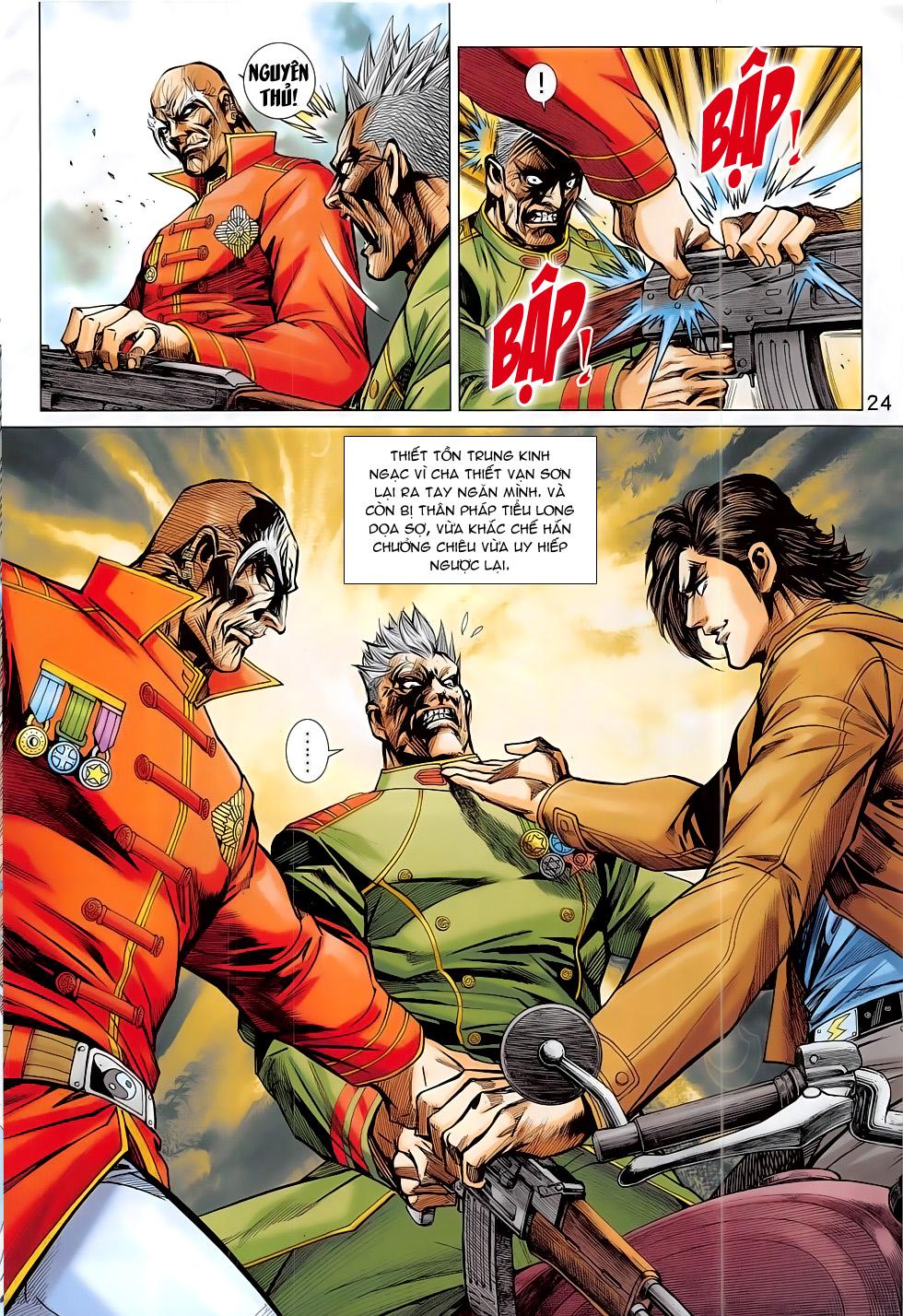 Tân Tác Long Hổ Môn chap 794 Trang 24 - Mangak.info