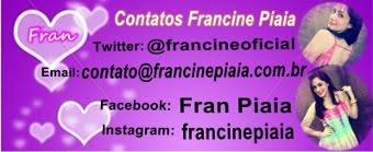 Contatos Francine Piaia