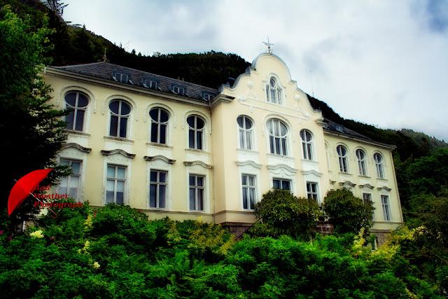 Sudmanns barnehjem, Bergen