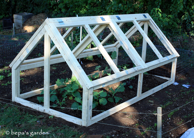 planning for spring planting cold frames mini greenhouse - Mini Hoop Pvc Greenhouse Plans