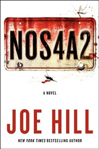 Portada original de NOS4A2, de Joe Hill