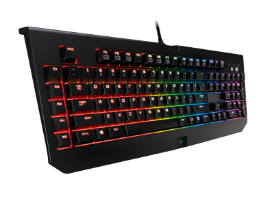 Razer BlackWidow Chroma Keyboard review