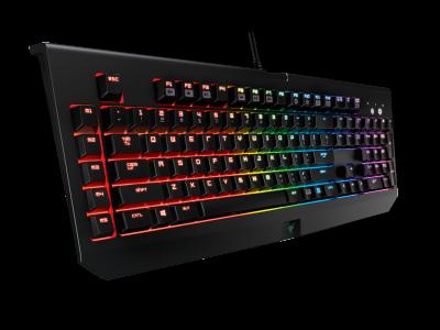 Razer BlackWidow Chroma Keyboard review