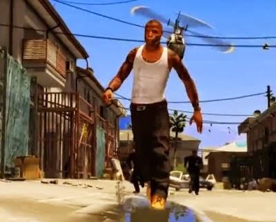 Grand Theft Auto 5 Latest Version