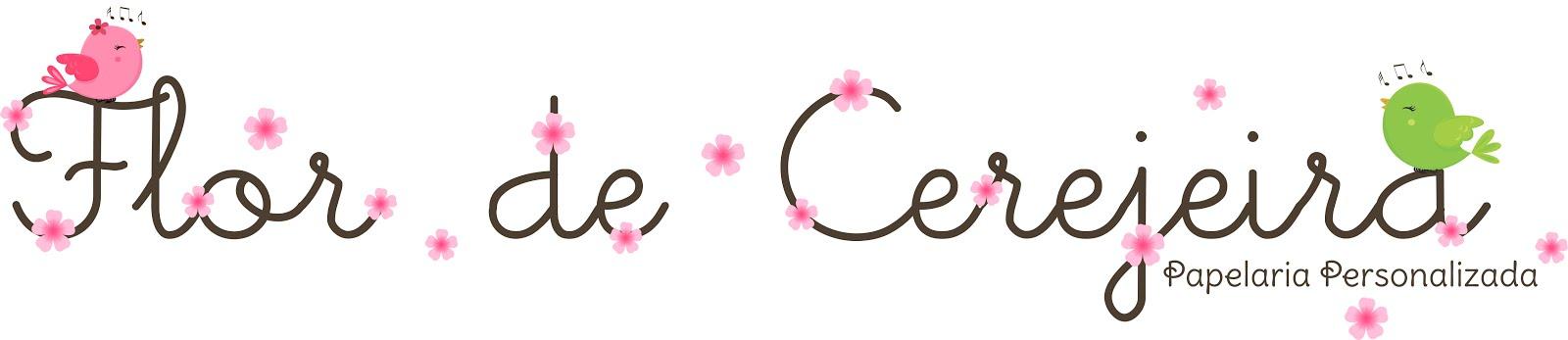 Flor de Cerejeira - Festas Personalizadas