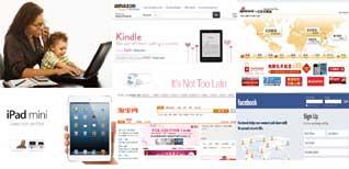 Most Popular Websites on the Internet