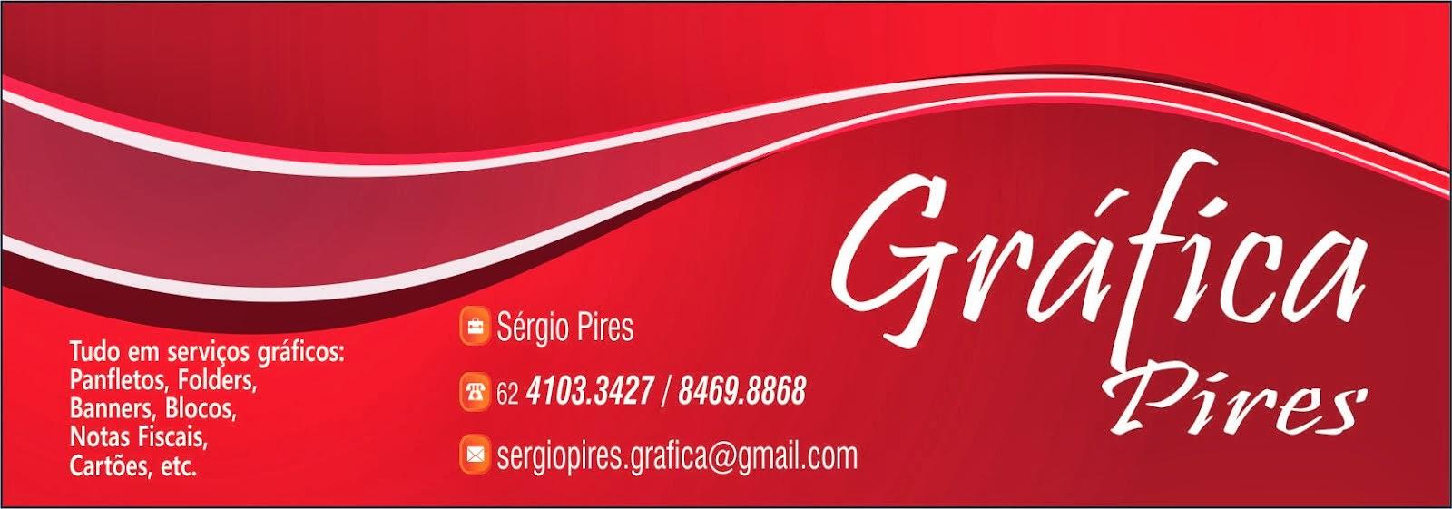 Gráfica Pires - Serviços Gráficos em Geral