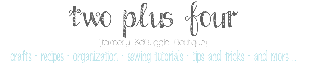 Two Plus Four - formerly KdBuggie Boutique