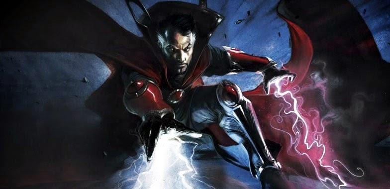 Marvel vai filmar Doutor Estranho em 2015 para um lançamento em julho de 2016
