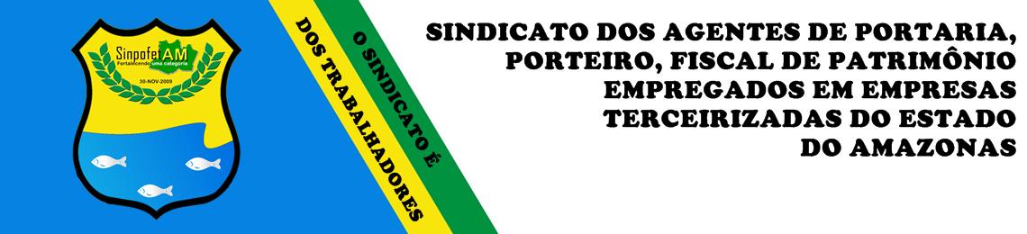 Site do Sinpofetam - Sindicato dos Agentes de Portaria