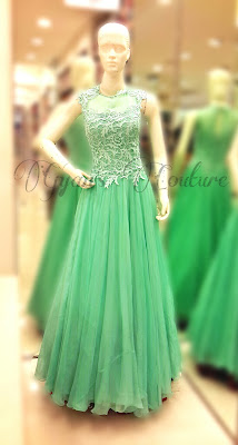 Designer Gown at Baronial Feminite