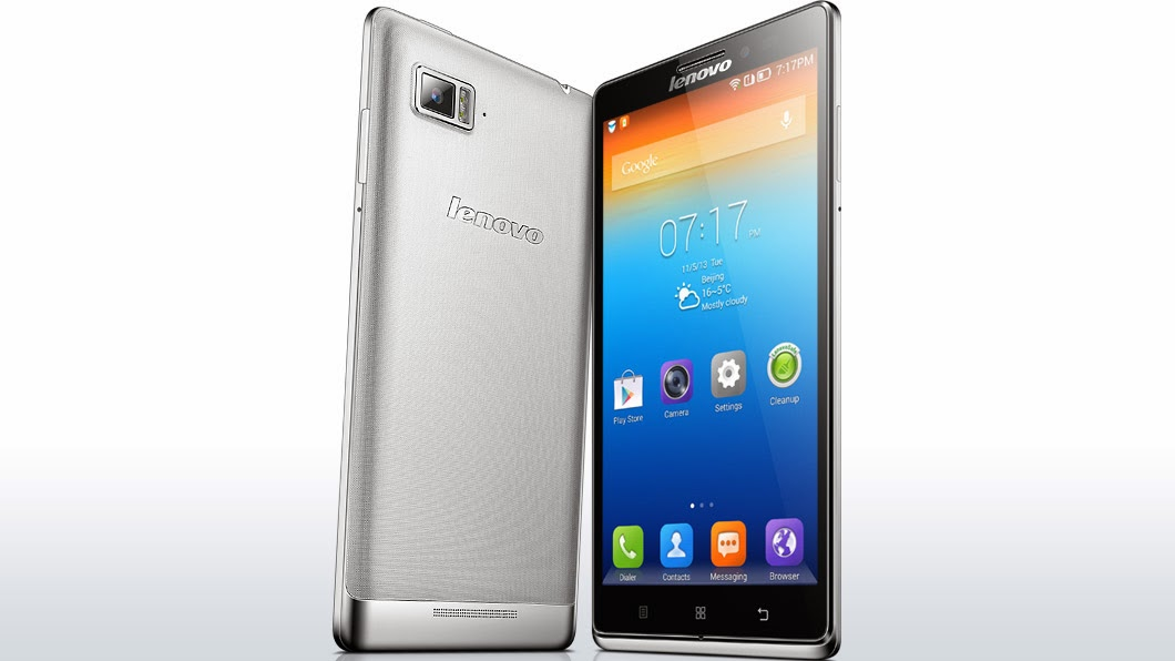 Lenovo Vibe Z Has Featured With 55 IPS Touch Screen Display 400 PPI Its Resolution Of 1920 X 1080 Pixels And Powered 22 GHz Quad