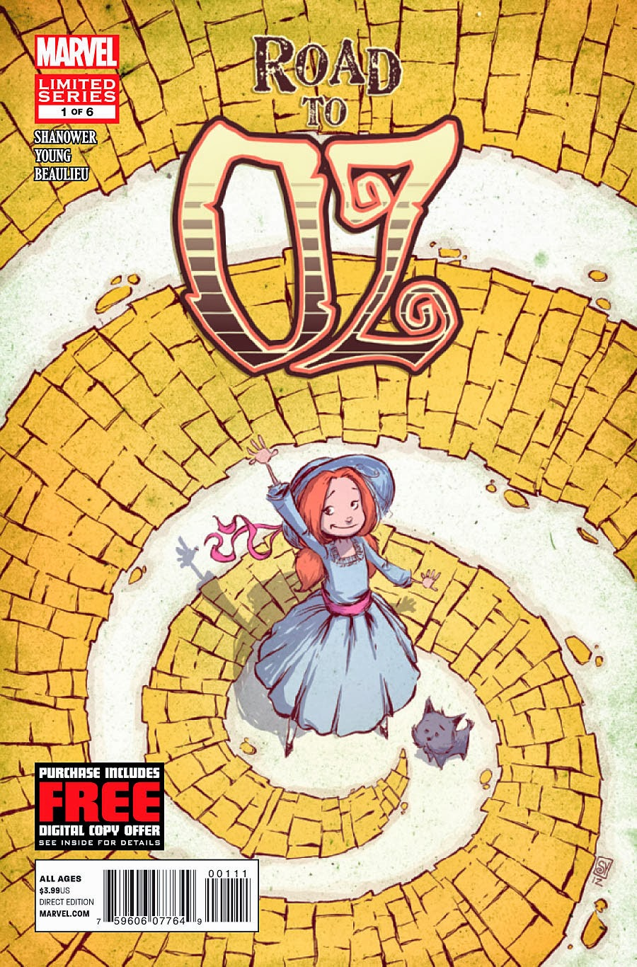 Review: OZ: Road to OZ