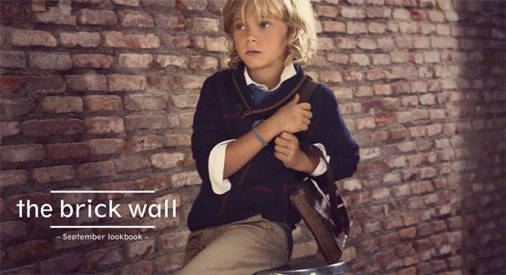 Massimo Dutti niños otoño invierno 2011 2012 lookbook septiembre
