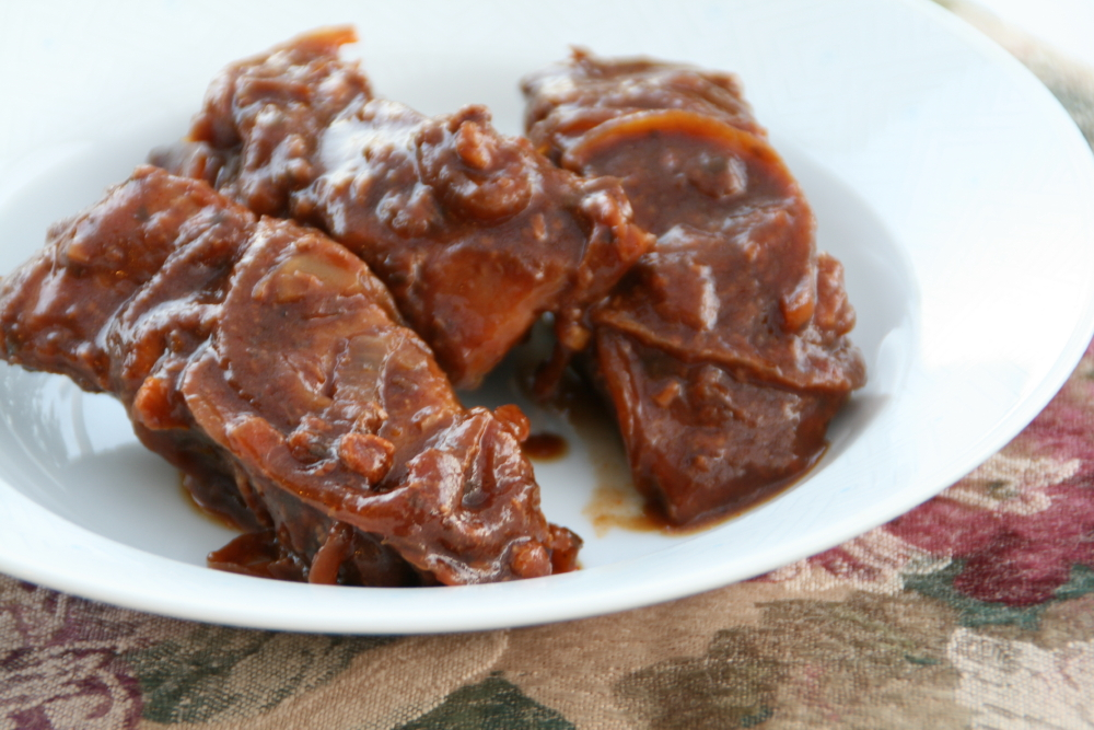 slow cooker bbq ranch ribs recipe for slow cooker fork slow cooker ...