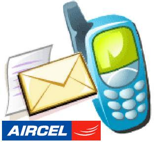 Aircel-SMS-Packs