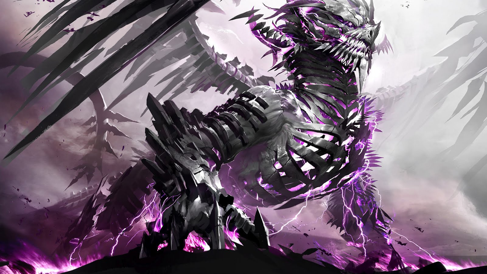 Lightning Dragon Wallpapers