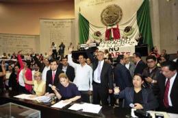 Juez federal ordenó detener el proceso de basificación de Duarte