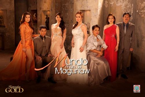 Mundo Man ay Magunaw Finale