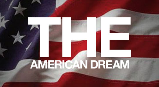 essays about american dream
