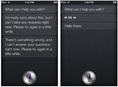 Install Siri iOS 6