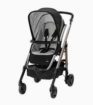 negro silla de bebé new loola