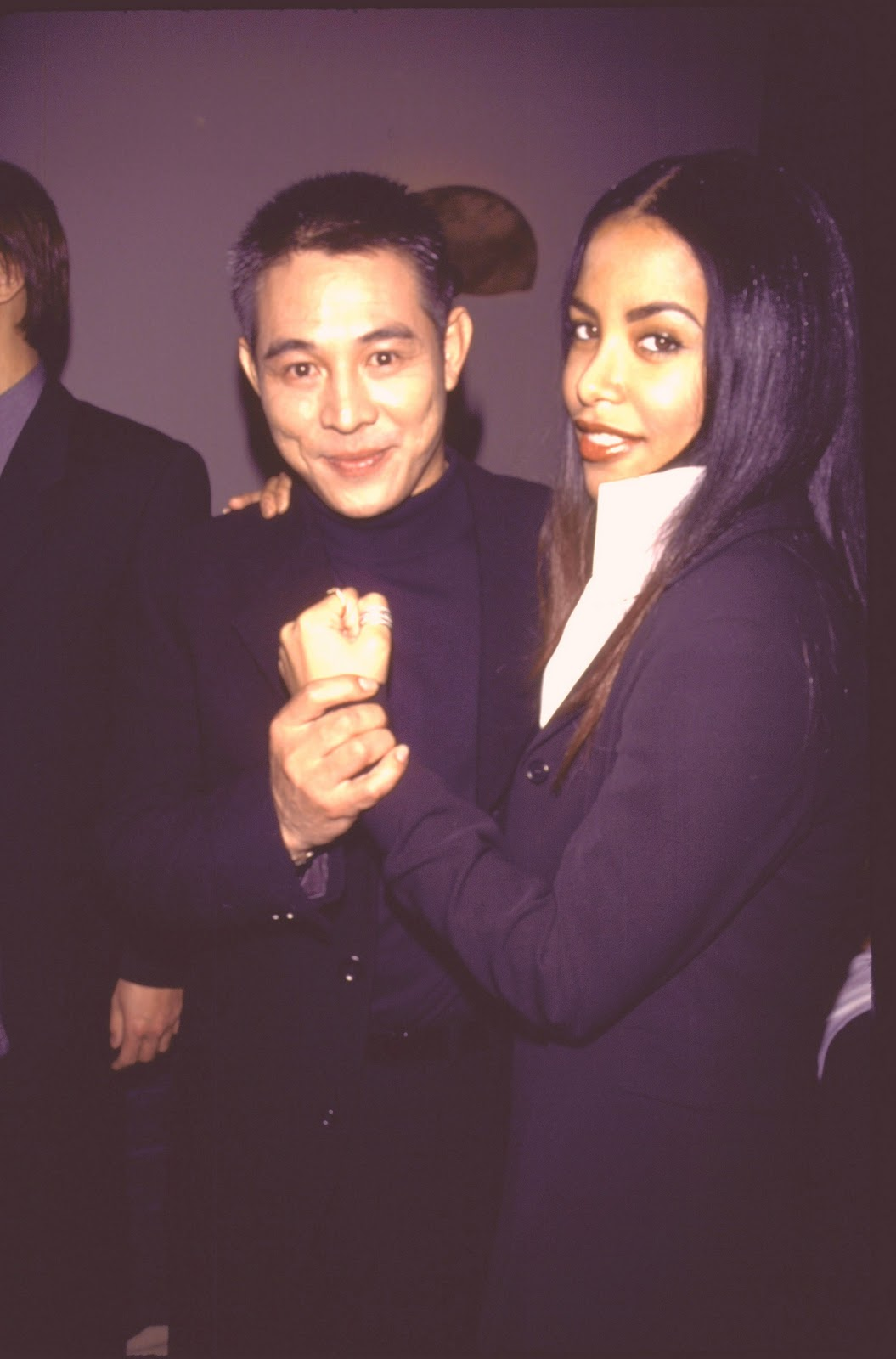 mari all things music aaliyah and her co stars at the romeo must die 2000 after party - Romeo Must Com
