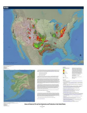 Polluted Areas in America