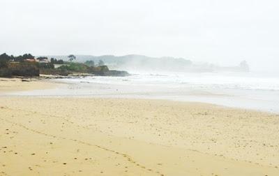 Caravia, playa de La Espasa